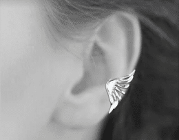 boucles d'oreilles Costa en argent 925 rhodié Aimée Private Collection nouveau modèle