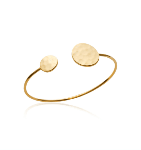 Jonc Timna plaqué or Aimée Private Collection bijoux tendances