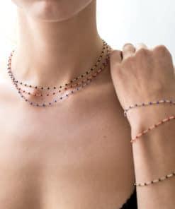 bijoux collier sautoir bonnie diamant collier aimee private collection bijoux pas cher plaqué or argent mode femme boucles d'oreilles accessoire bracelet