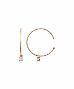 carey boucles d'oreilles aimee private collection bijoux plaqué or argent mode femme cadeau