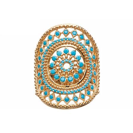 Bague Bracele plaqué or 18K 3 microns diamant zirconium Aimée Private Collection tendance influenceuse bijoux fantaisie femme