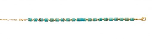bracelet saint Barth aimee private collection pierre jaspe