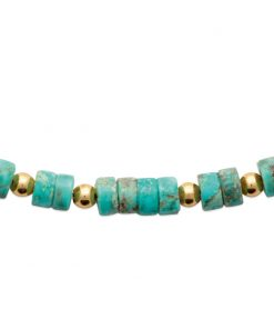 bijoux aimee private collection jaspe turquoise